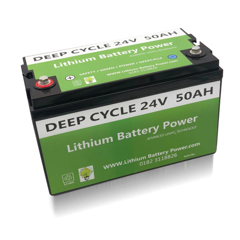 24 volt lithium trolling motor battery