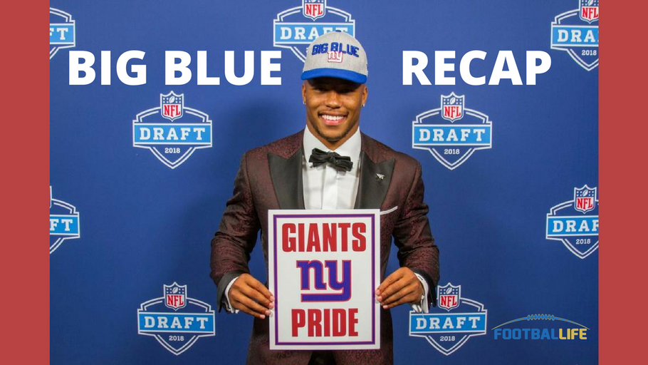New York Giants 2018 Draft Recap