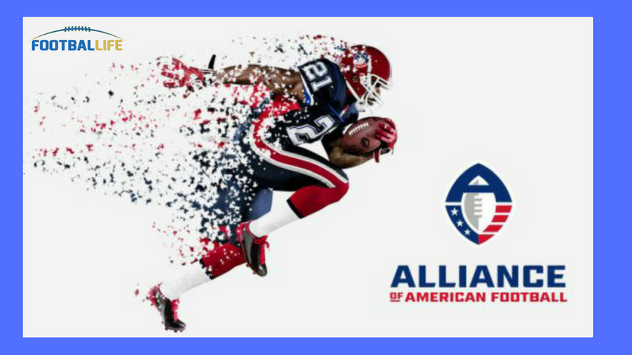 Alliance of American Football Coming Feb 2019