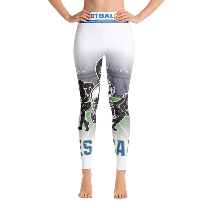 Yes! Yoga Leggings FOOTBALLIFE