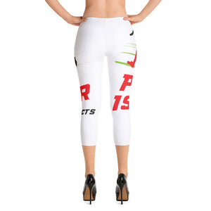 Playing Capri Leggings - FOOTBALLIFE