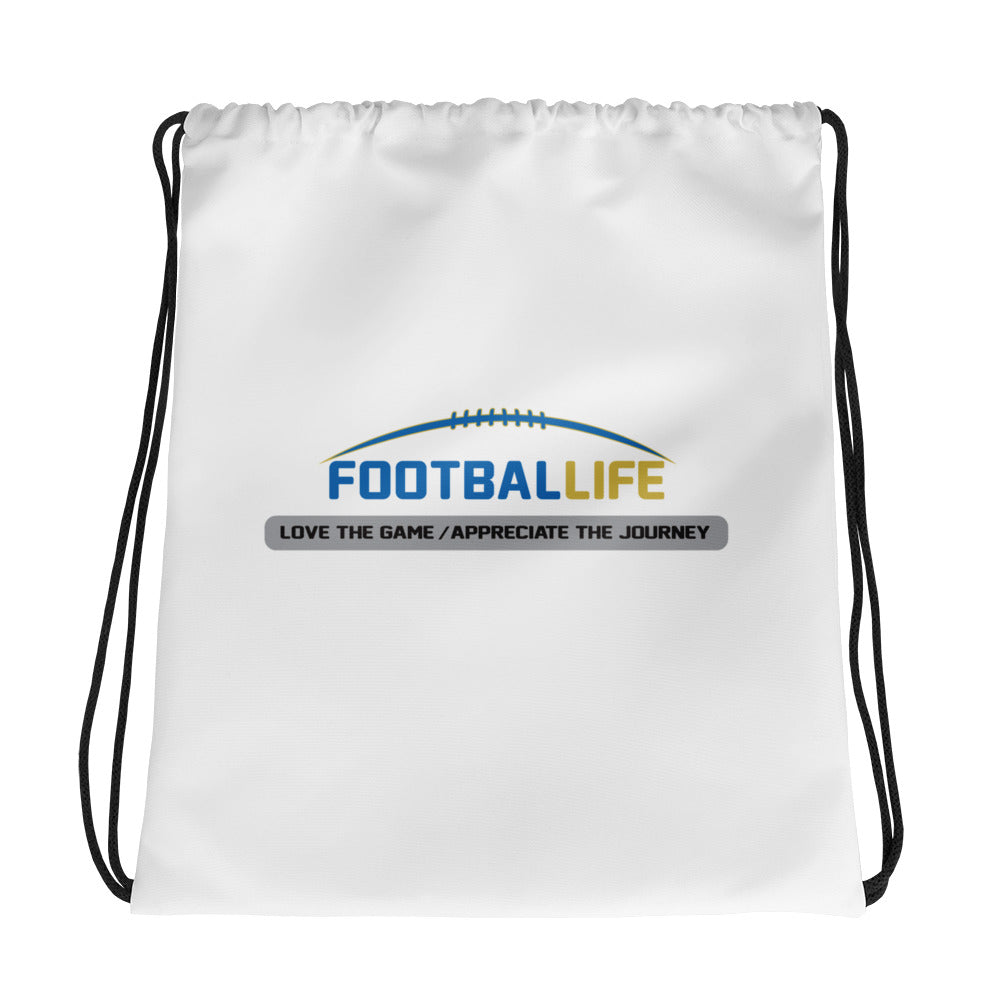 The Life Drawstring bag - FOOTBALLIFE