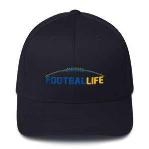The Life Flex-fit Cap - FOOTBALLIFE