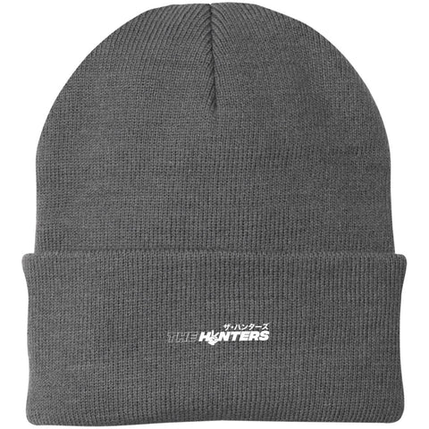 The Hvnters logo Knit Cap