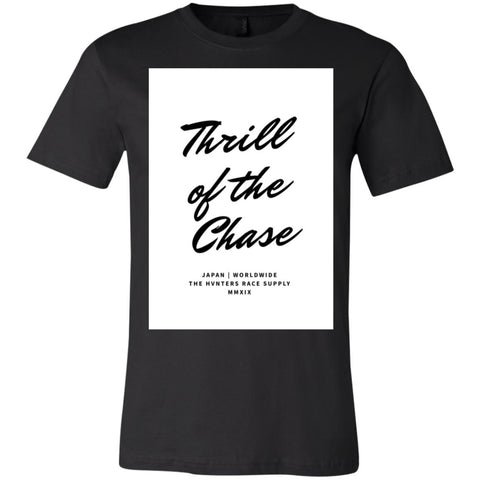 Thrill Of The Chase Box tshirt