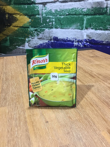 Knorr Soup Thick Vegetable