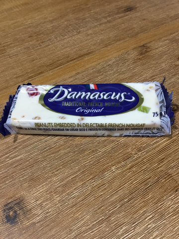 Beacon Damascus Nougat Bar 75g