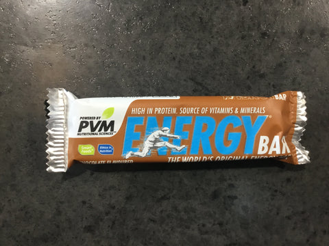 PVM Energy Bar Chocolate 45g