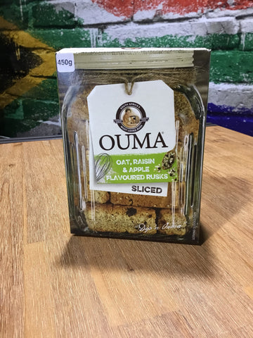 Ouma Rusks Apple Breakfast 450g