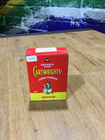 Cartwright Curry Medium 100g