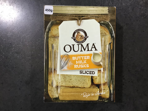 Ouma  Sliced Buttermilk 450g