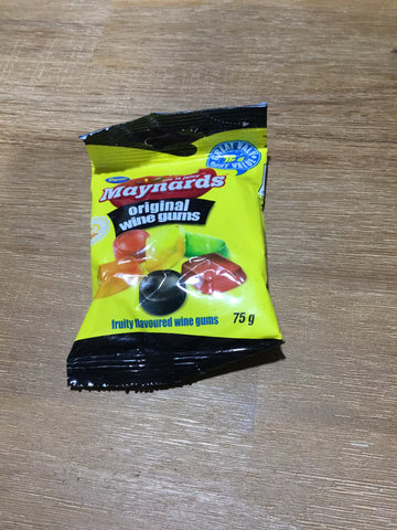 Maynards Wine Gum Mini 75g