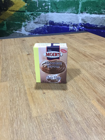 Moirs Pudding Chocoloate 90g