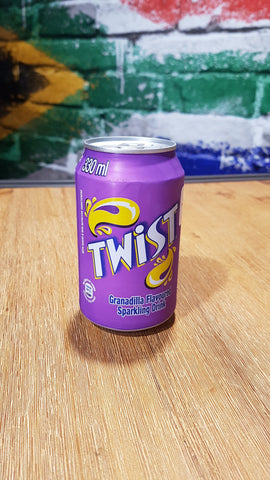 Schweppes Granadilla Twist 330ml