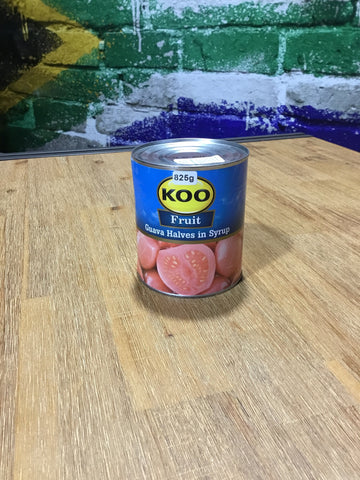 Koo Guava Halves (Large) 825g Can