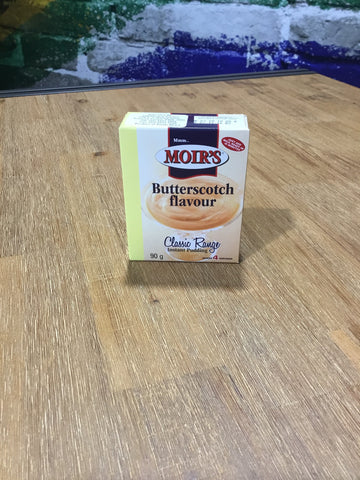 Moirs Pudding ButterScotch 90g