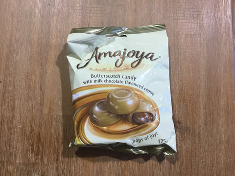 Amajoya Butterscotch  Choc Centre