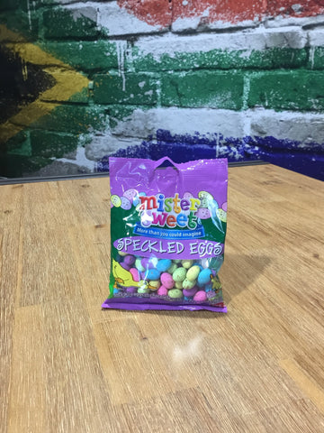 Mr Sweet Speckled Egg 125g