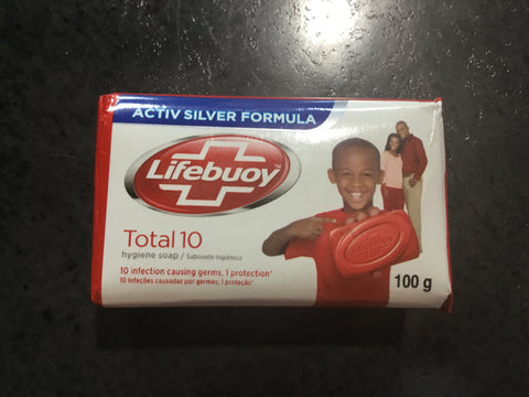 Lifebuoy Total 100g bar
