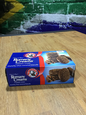 Bakers Romany Creams Original 200g