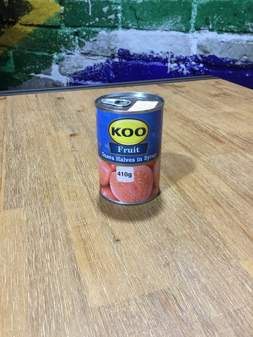 Koo Guava Halves Small 410g
