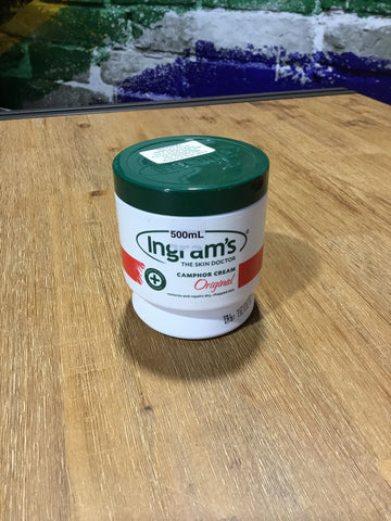 Ingrams Camphor Cream Regular 500g