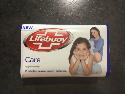 Lifebuoy Soap Care 100g Bar