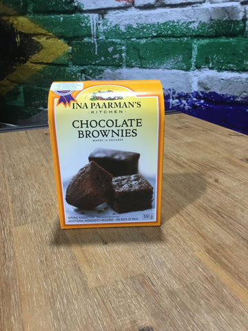 Ina Paarman Chocolate Brownies