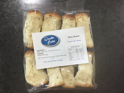 Rusks  Pasella Bakes Boere Beskuit