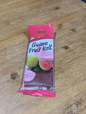 Safari Fruit Rolls Guava 80g