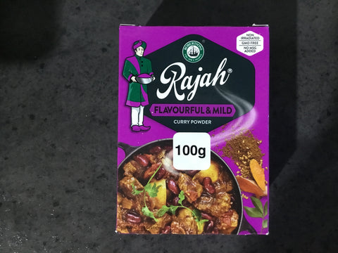 Rajah Curry Flavourful & Mild 100g