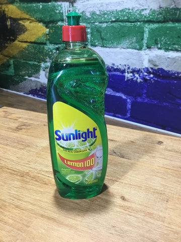 Sunlight Dishwashing Liquid - 750ml