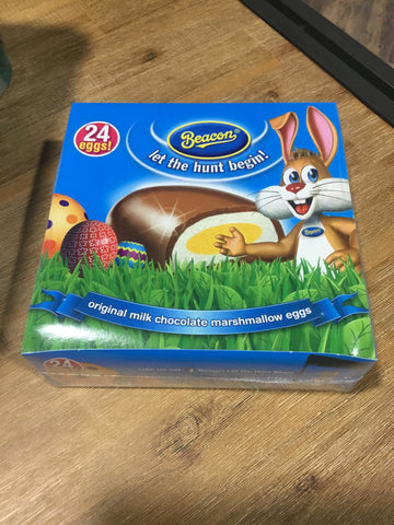 Box of 24 Beacon Easter Eggs