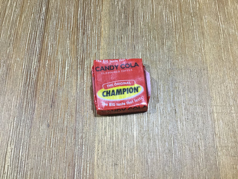 Wilsons Champion Toffee Candy Cola