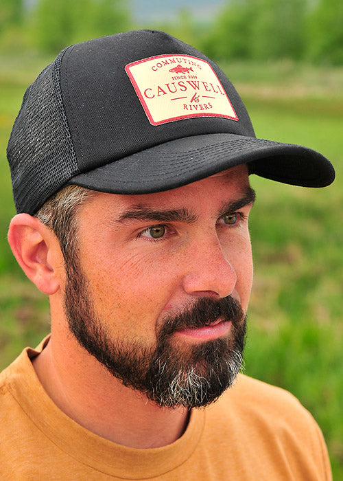 Causwell CR Lockup Adjustable Trucker Cap