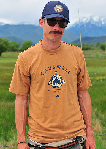 Causwell Fish Head ProTec Tee
