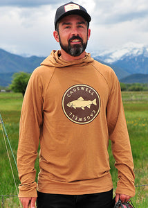 Causwell Simple Fish ProTec Hooded Long Sleeve