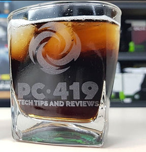 PC419 Spirit Glass