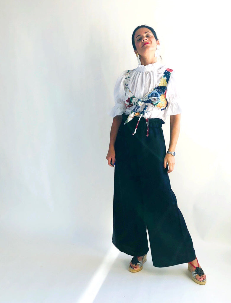 Romeo Wide Leg Pants