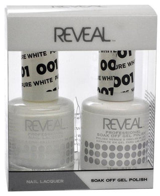 Reveal Gel Polish & Nail Lacquer Duos (001-100)