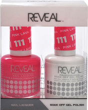 Reveal Gel Polish & Nail Lacquer Duos (101-120)