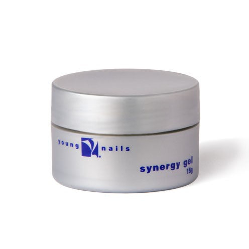 Young Nails White Gels - Hyper White 15g