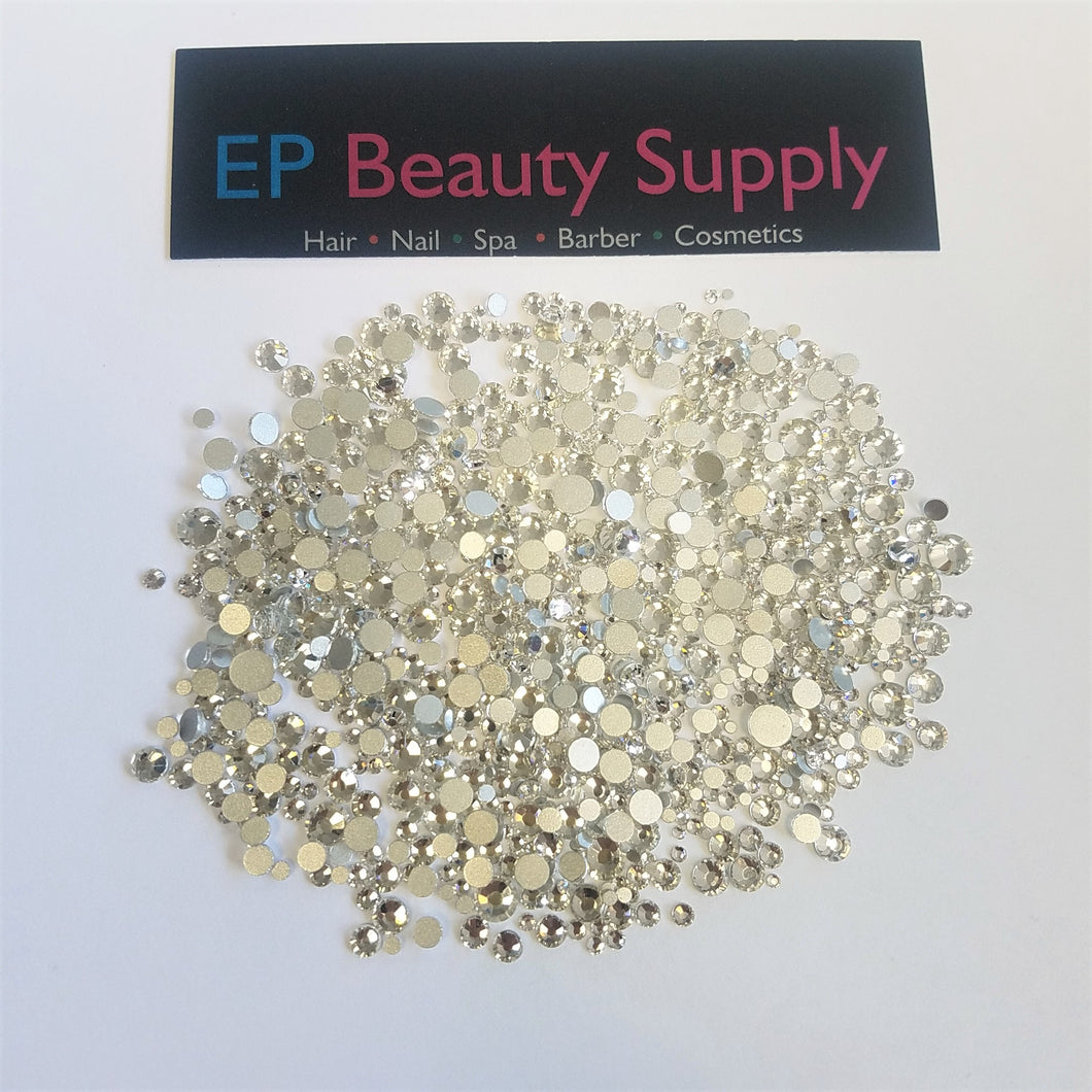 High Quality Clear Gloss Crystals