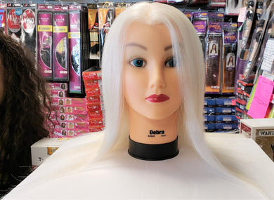 Debra Practice Mannequin with blonde hair (Level 12)