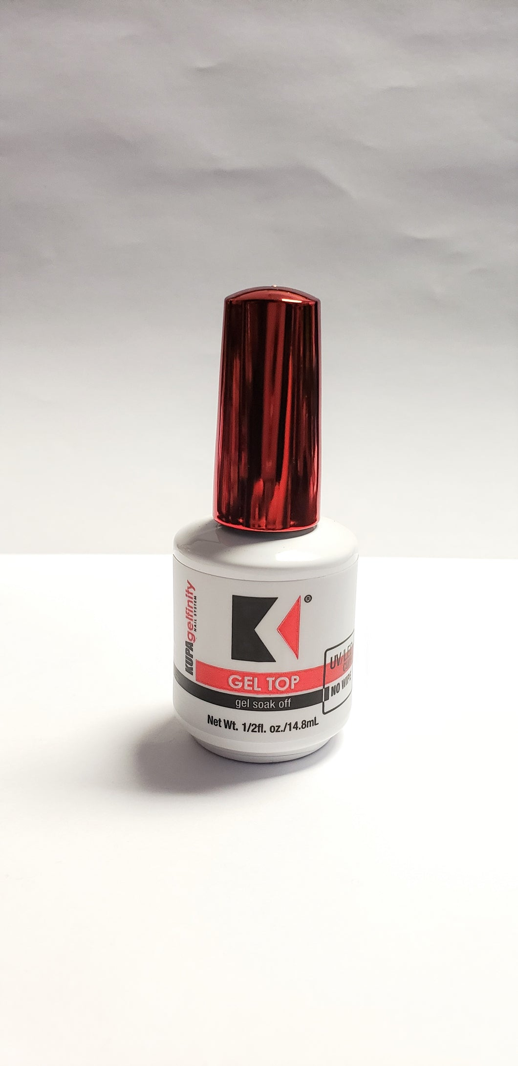 Kupa Gelfinity No Wipe Gel Top Coat