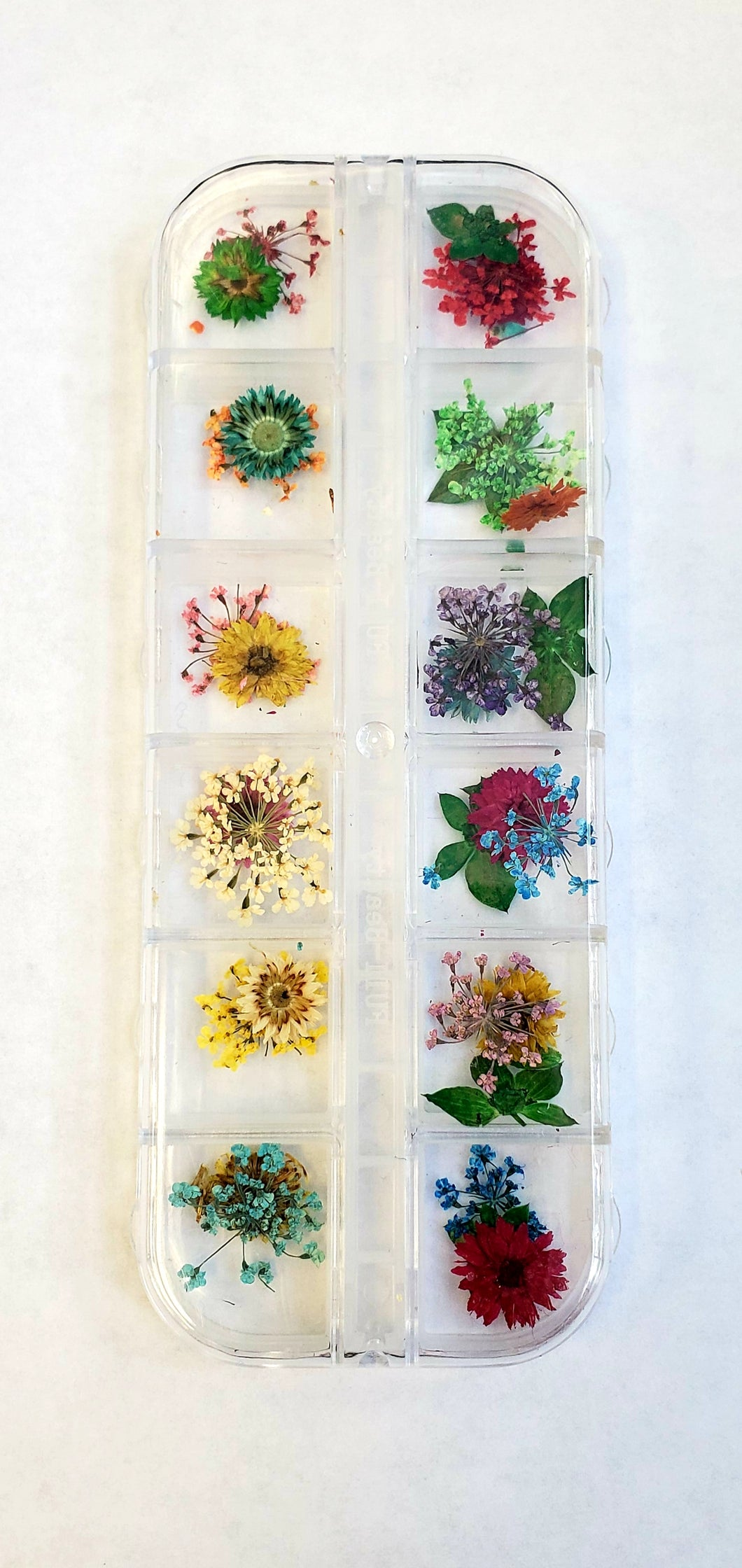 Natural Dry Flowers  (4 sets)