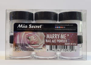 "Mia Secret ""Marry Me"" Collection (6 color set)"