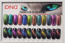 DND 5D CAT EYE GEL POLISH