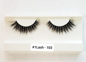 #1Lash Strip Lashes (5 Styles)
