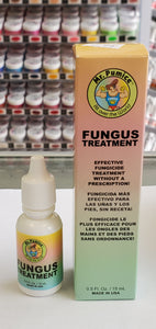 Mr. Pumice Fungus treatment